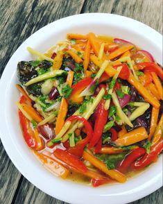 Fish Escabeche, Thai Red Curry, Ethnic Recipes, Food, Essen, Meals, Yemek, Eten