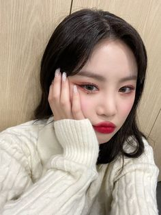 South Korean Girls, Korean Girl Groups, My Girl, Cool Girl, Idol, Soo Jin, Cube Entertainment, Soyeon, Kawaii Girl