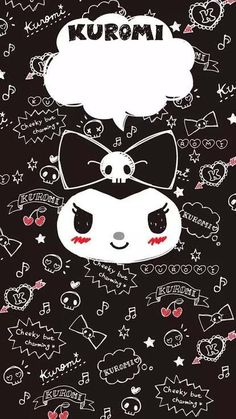 Sanrio Wallpaper, Hello Kitty Iphone Wallpaper, My Melody Wallpaper, Hello Kitty Backgrounds, Soft Wallpaper, Wallpaper Iphone Disney, Butterfly Wallpaper, Kawaii Wallpaper, Cute Wallpaper Backgrounds