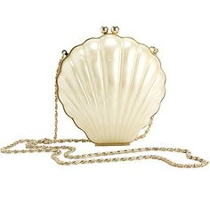 seashell purse