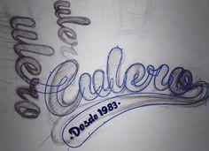 """Culero"" by Shiffa , via Behance"