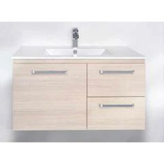 The Swift range of vanities has (almost! The Ceramic topped Twin vanities are available in a wide variety of si Cosmetics And Toiletries, Selection Boxes, Wall Hung Vanity, Bathroom Ideas, Bathroom Vanities, Bathrooms, Cabinet Colors, Color Swatches, Double Vanity