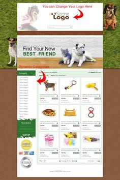 Funny Dog eBay Storefront Template 8 Reasons to Buy eBay