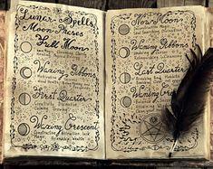 Hermetics and Hermes Trismegistus 17 Books | Etsy Magick Book, Wiccan Spells, Witchcraft, Grimoire Book, Magic Spells, Book Of Shadows Pdf, Demonology, Essential Oil Blends, Pictogram