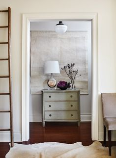 I want a painted dresser just like this one.