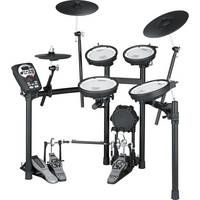 THE GOAL - Roland TD-11KV V-Compact Series Electronic Drum Set with MDS-4V Stand
