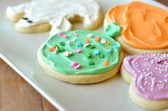 Sugar Cookies {My Favorite Recipe!} | Mel's Kitchen Cafe