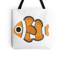 Fish Emoji (Clownfish) Tote Bag