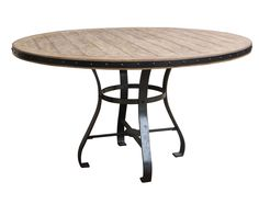 SPRING 2017 TREND: Texture | Sherborne Round Dining Table | Riverside | Home Gallery Stores