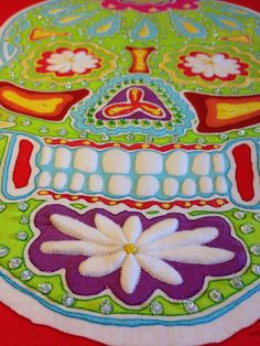 Skull No. 1 detail