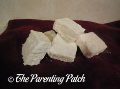 Marshmallow Recipe   Parenting Patch
