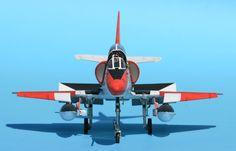 1/32 Hasegawa TA-4J - refurbishing plan