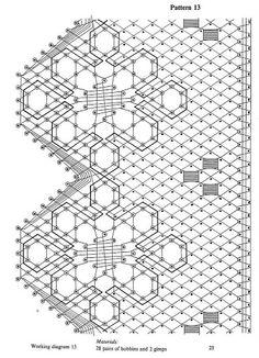 Bucks point lace patterns 50 patterns - lini diaz - Álbumes web de Picasa                                                                                                                                                                                 More