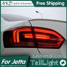 [ $31 OFF ] Akd Car Styling For Vw Jetta Mk6 Tail Lights North America Design Jetta Led Tail Light Rear Lamp Drl+Brake+Park+Signal
