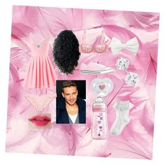 """""""Daddy Liam and Aurora"""" by tiannaa54 on Polyvore featuring Forever 21, Monsoon, Payne, Converse, Simone Perele and Tiffany & Co."""
