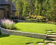 Terraced Slope Design, Pictures, Remodel, Decor and Ideas - page 5
