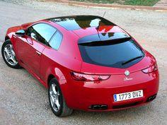 Alfa Romeo Brera | Fotos e Imágenes en FOTOBLOG X