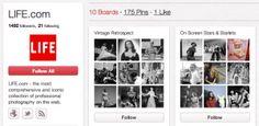 5 News Organizations To Follow On Pinterest