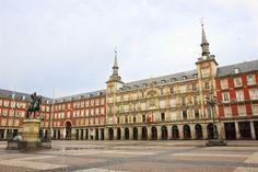 Spagna, Madrid, Plaza Mayor