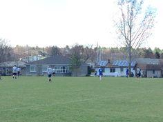 Senior boys beat RCI at soccer.