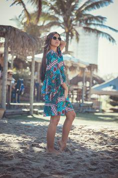 Hot Pants, Short Sleeve Dresses, Dresses With Sleeves, Moda Boho, Body, Charlotte, Fashion, Beachwear Fashion, Bikini Swimwear