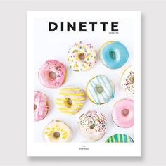 Magazine Dînette - Volume 4