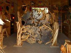 Best Juniper Log Furniture Images