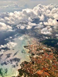 Ibiza, entre el mar, la tierra y el cielo. Viaja a la isla de las emociones. Ibiza: Sea, land and sky. Travel to the island of emotions. #Ibiza #Eivissa #LoveIbiza #loveeivissa Ibiza, Portal, Clouds, Sky, Island, Travel, Outdoor, Earth, Tourism