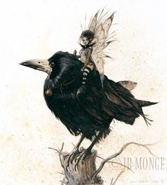 Queen Mab, by Jean-Baptiste Monge