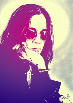 Giuseppe Cristiano Prince of Darkness  OzzY