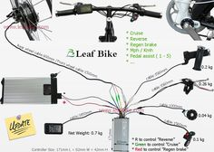 electric bike controller wiring diagram in addition electric motor rh pinterest co uk Kawasaki Wiring Diagrams Currie Scooter Wiring Diagram