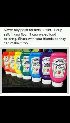 Homemade paint