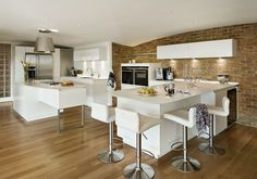 Customer Lawrence - Real Customer Kitchens from ALNO : The ALNO Store London
