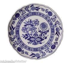 6x HUTSCHENREUTHER bleu zwiebelmuster petit déjeuner assiette gâteau Assiette…