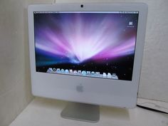 """Apple iMac 17"""" All In One Desktop - 1.83 GHz 1GB 160GB Combo 17"""" - A1195 MA710LL"""