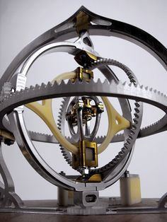 Big Watches, Watches For Men, Clock Tattoo Design, Wooden Gears, Automotive Engineering, Skeleton Watches, Metal Fabrication, Mechanical Watch, Home Office Decor