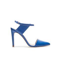 Zara : sandales à tige ouverte