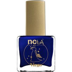 NCLA What's Your Sign? Virgo Lacquer (1.030 RUB) ❤ liked on Polyvore featuring beauty products, nail care, nail polish, nails, beauty, shiny nail polish, ncla nail lacquer, ncla and ncla nail polish