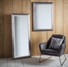 Gallery Direct Rylston Leaner Mirror