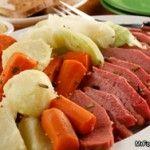 Cheesy Ham and Potatoes Crock Pot Recipe