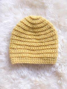 f76f58ab288 The Beehive Beanie - Free Crochet Pattern