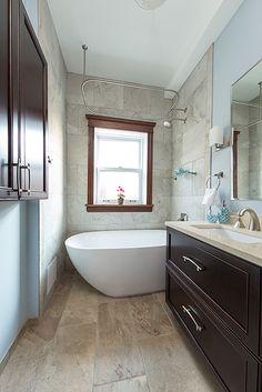 Chicago Renovations & Interior Design  Lincoln Park Bath Captivating Bathroom Designer Chicago Inspiration Design