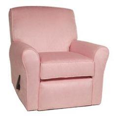 Aspen Tufted Empire Glider In Pink Guest Bedroom Redo Pinterest
