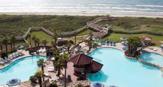Mayan Princess | Port Aransas Texas Vacation Rentals ...would be a fun place to rent a condo when we bring the whole family!!