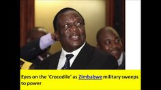 Zimbabwe army commander as new ruler? Media releases photos of Mugabe, a...