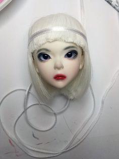 Souldoll \u002D Sylvie repaint on FinestDoll.com Disney Characters, Fictional Characters, Dolls, Disney Princess, Art, Baby Dolls, Art Background, Puppet, Kunst