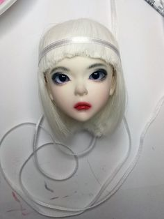 Souldoll \u002D Sylvie repaint on FinestDoll.com