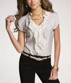 @Kara Vitacca this would be super cute for the interview! classy but not too trendy
