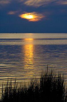 Hatteras Island Sunset, North Carolina