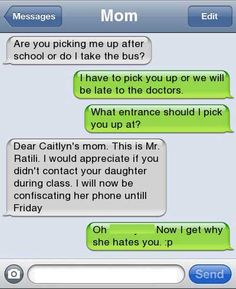 Now I get why she hates u!